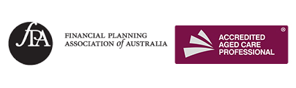 FPA and Aged Care Professional Logos